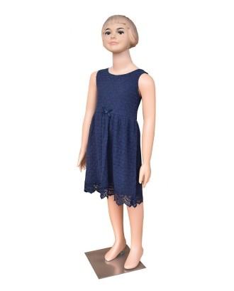 Mergaičių demonstracinė manekenė 125 cm